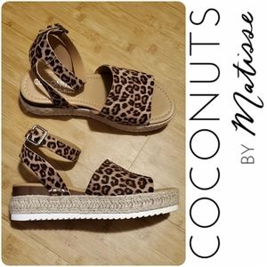 💐Ready for spring💐 Coconuts Matisse espadrille
